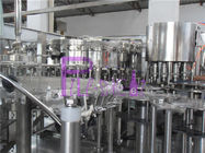PLC Control 3 in 1 Carbonated Drink Filling Machine For Round 0.3L-2L PET Bottle